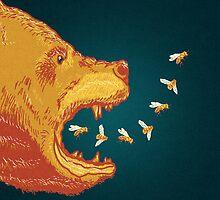 Bee Breath by SteveOramA