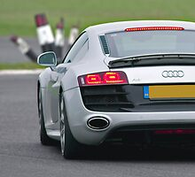 Audi R8 by Martyn Franklin