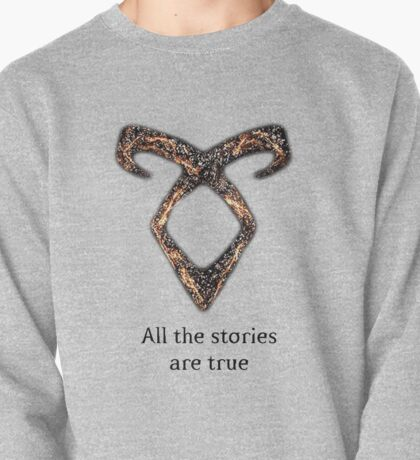 Collection - Shadowhunters Pullover