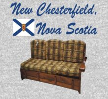 New Chesterfield Nova Scotia  by RoseFolks
