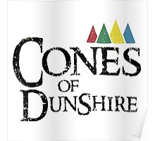 Cones Of Dunshire Poster