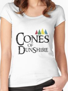 Cones Of Dunshire Women's Fitted Scoop T-Shirt