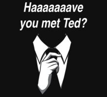 Haaaaaave You Met Ted by Nicky Spencer