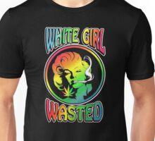 White Girl Wasted Unisex T-Shirt