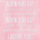 Adore You by hopealittle