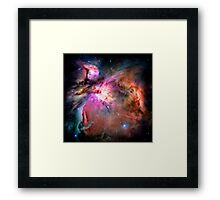 Orions hearts Framed Print