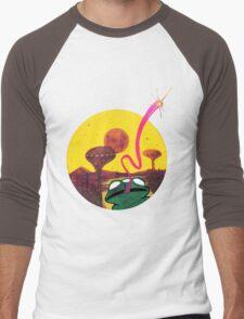 Amphibion 9  Men's Baseball ¾ T-Shirt