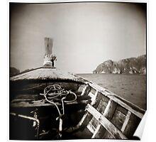 { drift boat } Poster