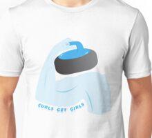 Curls Get Girls Unisex T-Shirt