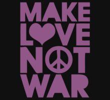 Make love not War One Piece - Long Sleeve