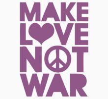 Make love not War by mamisarah