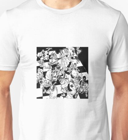 liquid swords wu tang Unisex T-Shirt