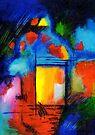 The Doorway by Jacqueline Eden