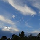 Evening Clouds by Ann Warrenton