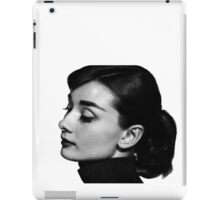 Audrey Profile iPad Case/Skin