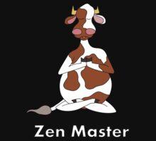 Zen Master by uddertees