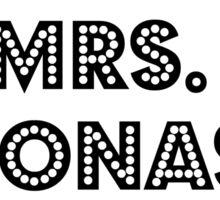 Mrs. Jonas Sticker