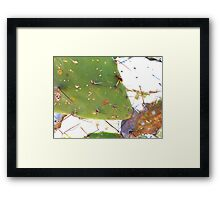 ©MS-GS Another 33 Laps And We Ended Framed Print