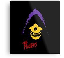 MASTERS FIEND CLUB Metal Print