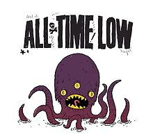 Another All Time Low Shirt That I Didn't Make Transparent by AllTimeLowSlut