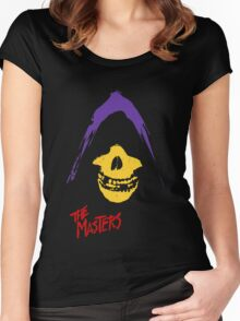 MASTERS FIEND CLUB Women's Fitted Scoop T-Shirt