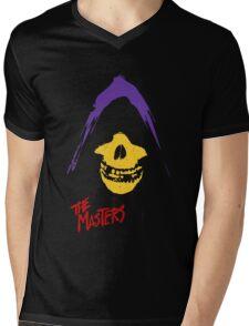 MASTERS FIEND CLUB Mens V-Neck T-Shirt