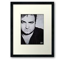 John Belushi Framed Print