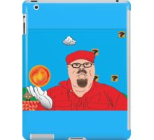 Mario In Mushroom Kingdom iPad Case/Skin
