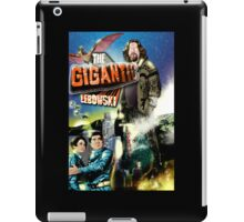 The GIGANTIC Lebowski iPad Case/Skin