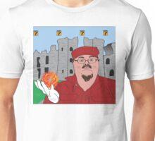 Mario In Mushroom Kingdom Version Two Unisex T-Shirt
