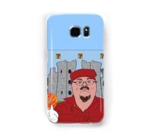 Mario In Mushroom Kingdom Version Two Samsung Galaxy Case/Skin