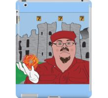 Mario In Mushroom Kingdom Version Two iPad Case/Skin