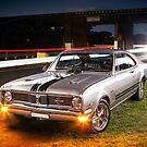 Kurt Davis' Holden Monaro GTS by HoskingInd