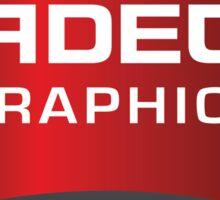 Radeon Graphics - AMD Sticker