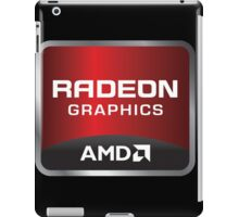 Radeon Graphics - AMD iPad Case/Skin