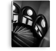 Mortlock Library Stairs Canvas Print