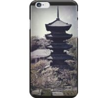 Temple Time iPhone Case/Skin