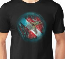 Diver Down Turtle Unisex T-Shirt