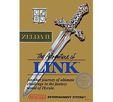 The Legend of Zelda II Photographic Print