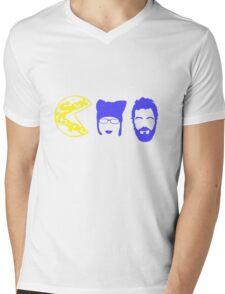 > A Sextape Mens V-Neck T-Shirt