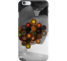 Creativity is a Talent iPhone Case/Skin