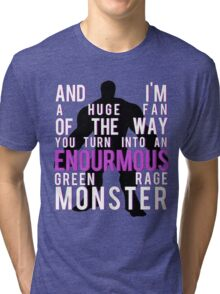 I'm Always Angry Tri-blend T-Shirt