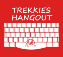 TREKKIES HANGOUT One Piece - Short Sleeve