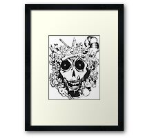 Adventure Time - The Lich Framed Print