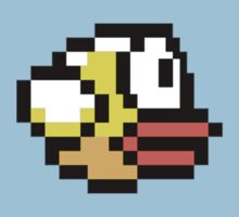 Flappy Bird Sprite by timnock