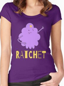 Ratchet Women's Fitted Scoop T-Shirt