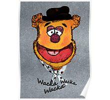 Wacka Wacka Wacka Poster