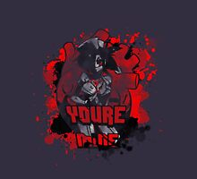 You're Mine T Womens Fitted T-Shirt