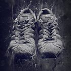 Dark Shoes - Vintage by ptitecaostore