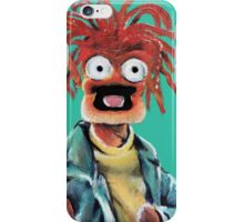 Pepe The King Prawn Fan Art  iPhone Case/Skin
